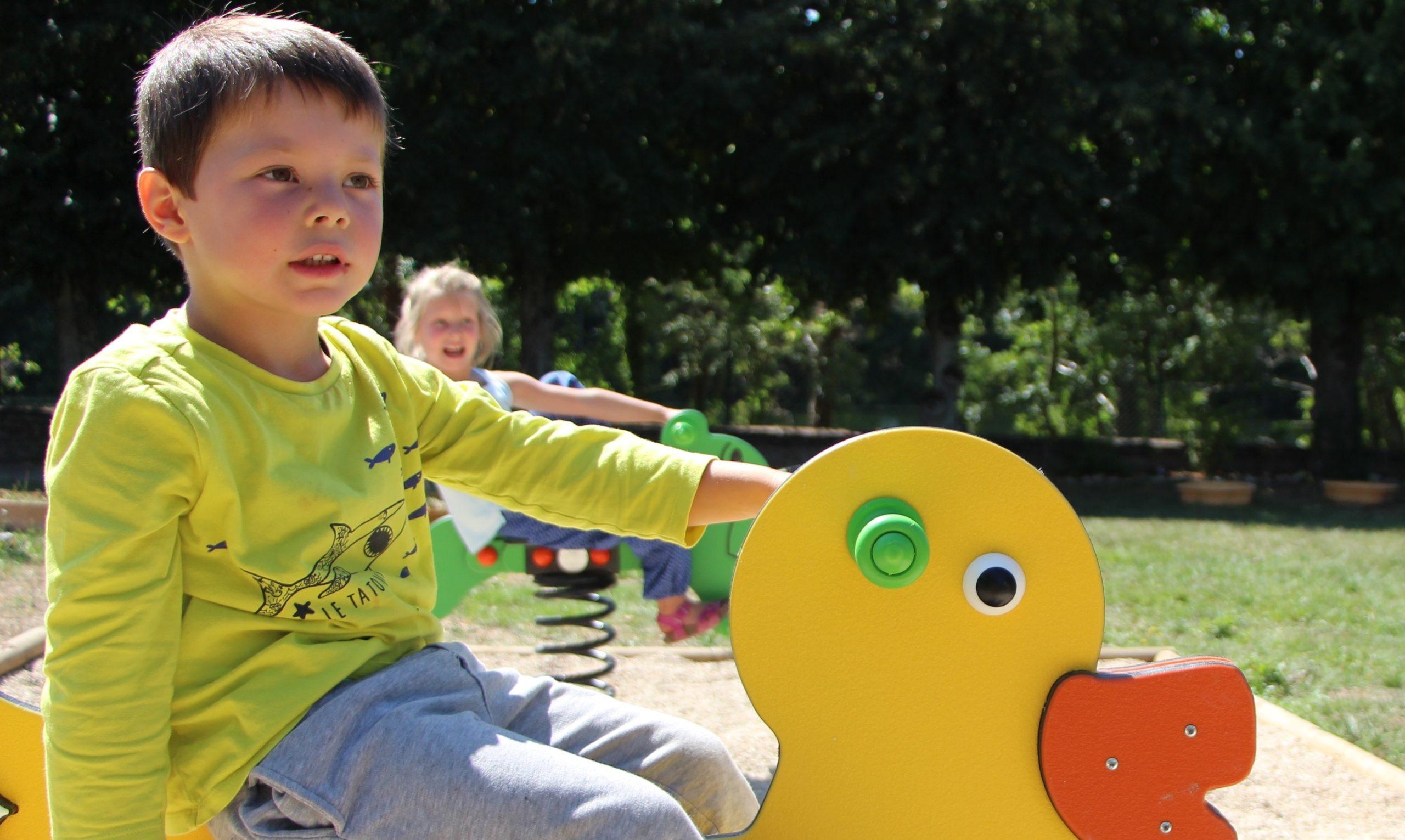 Jeux pour enfants Vallée de l'Yonne